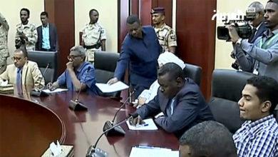 Photo of سوڈان میں اپوزیشن پارٹی اور فوج متحدہ عبوری کونسل کی تشکیل پر اتفاق