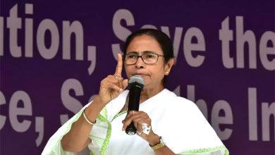 "Photo of بنگال میں ""این آر سی"" کو کبھی بھی نافذ نہیں ہونے دیا جائے گا: ممتا بنرجی"