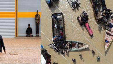 Photo of ایران میں سیلاب قہر: اب تک 70 ہلاک، تقریبا 800 زخمی