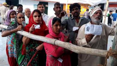 Photo of یوپی پولس نے دلتوں کو ووٹنگ سے روکا! الیکشن کمیشن نے لیا ایکشن