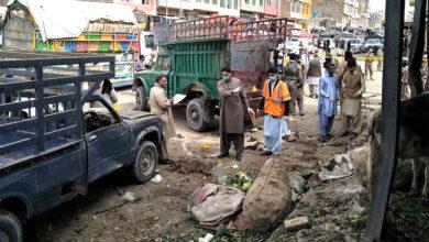 Photo of پاکستان: بم دھماکے سے دہلا کوئٹہ، ایک جوان سمیت 16 افراد ہلاک