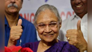Photo of کانگریس نے دہلی میں اپنے 6 امیدواروں کا کیا اعلان، شیلا خود انتخابی میدان میں