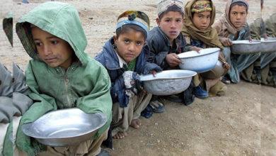 Photo of افغانستان میں غذائی قلت سے 6 لاکھ بچے موت کے دہانے پر: یونیسیف