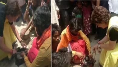Photo of ویڈیو: اندرا کی مانند پرینکا بھی نڈر، 'کوبرا' سے کیں کھلواڑ