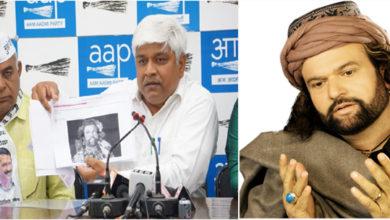 Photo of ایس سی نہیں، مسلمان ہیں ہنس راج ہنس