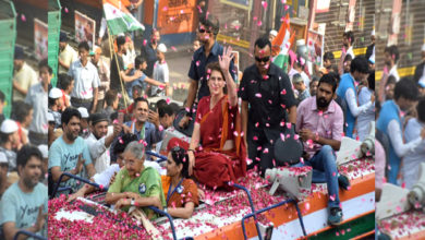 Photo of دہلی کی بیٹی پرینکا گاندھی کا پی ایم مودی کو چیلنج