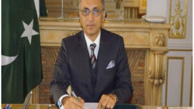 Photo of معین الحق ہندوستان میں پاکستان کے نئے ہائی کمشنر