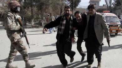 Photo of پاکستان: مسجد میں دھماکہ، 2 ہلاک درجنوں زخمی