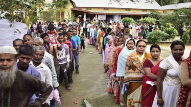 Photo of یوپی: عام انتخابات کے پانچویں مرحلے کی ووٹنگ اختتام پذیر، 57.33 فیصد پولنگ