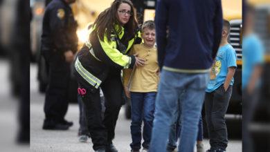 Photo of امریکی اسکول میں فائرنگ، 1 ہلاک 8 زخمی