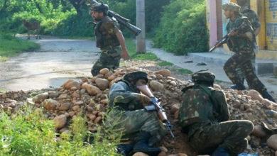 Photo of پلوامہ میں تصادم جاری، اب تک 3 جنگجو ہلاک