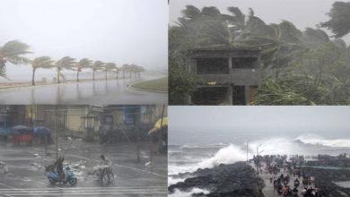 Photo of اڈیشہ میں 'فانی' طوفان کا قہر، پوری کے ساحلی علاقوں میں پہنچا