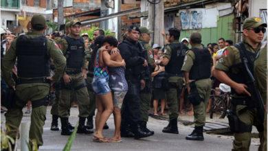 Photo of برازیل: مسلح افراد نے بار میں گھس کر کی اندھا دھند فائرنگ، 11افراد ہلاک