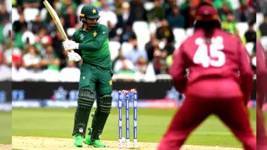 Photo of ورلڈ کپ 2019: ویسٹ انڈیز کے ہاتھوں پاکستان کی شرمناک شکست