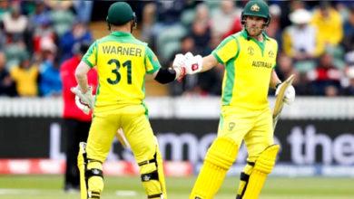 Photo of ورلڈ کپ 2019: پاکستان کے خلاف آسٹریلیا کی شاندار شروعات