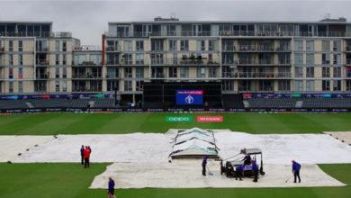 Photo of ورلڈ کپ 2019: سری لنکا-بنگلہ دیش میچ بارش کی نذر، عالمی کپ میں میچ منسوخ ہونے کا نیا ریکارڈ