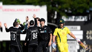Photo of ورلڈکپ 2019: نیوزی لینڈ کی شاندار گیند بازی، آسٹریلیا بیک فوٹ پر