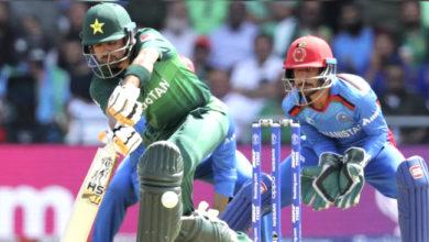 Photo of ورلڈکپ 2019: 228 رنوں کے تعاقب میں لڑکھڑائے پاکستانی بلےباز