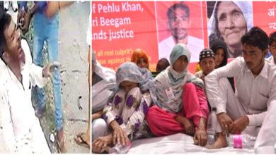 Photo of پہلو خان کے بیٹے کا درد، سرکار ہمیں بھی مار دے