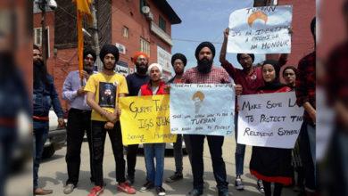 Photo of سکھوں نے پھر اٹھایا 'خالصتان' کا معاملہ