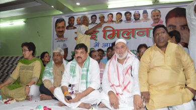 Photo of کونسا دھرم اور کونسا رام خون بہانے کی اجازت دیتا ہے: سنجے سنگھ