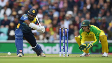Photo of ورلڈ کپ 2019: آسٹریلیا کے ہمالیائی اسکور کے سامنے سری لنکا کا شاندار آغاز