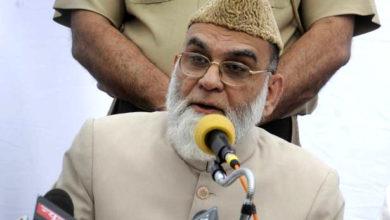Photo of حکومت کا جانبدارانہ رویہ جمہوری ملک کے لئے اچھی علامت نہیں ہے: شاہی امام