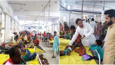 Photo of چمکی بخار سے زیادہ دواؤں کی کمی بچوں کی اموات کا سبب