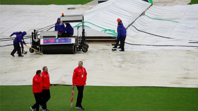 Photo of ورلڈکپ 2019: ہندوستان۔ نیوزی لینڈ میچ بارش کی وجہ سے منسوخ