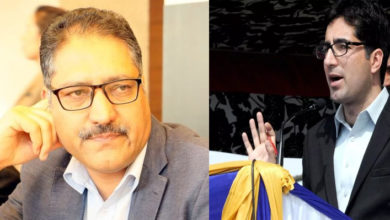 Photo of شجاعت بخاری ایک 'مثال' ہیں کہ کشمیر میں کوئی محفوظ نہیں: ڈاکٹر شاہ فیصل