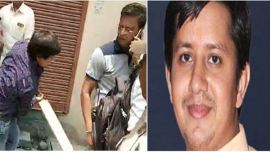 Photo of اَفسروں کی پٹائی پر کیلاش وجے ورگیہ کا بیٹا پہنچا جیل