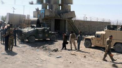 Photo of افغانستان: پولیس تھانہ پر دھماکہ، 12 افراد ہلاک