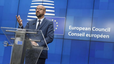 Photo of یوروپین یونین کی قیادت کیلئے اعلیٰ عہدوں پر نئے چہروں کی تقرری