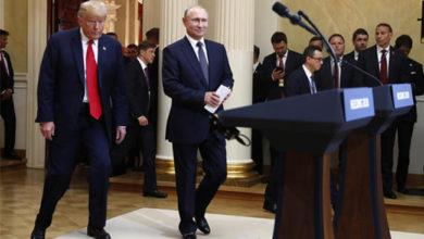 Photo of پوٹن-ٹرمپ کے درمیان ہونے والی بات چیت کے نکلیں گے ٹھوس نتائج
