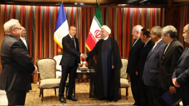 Photo of فرانس اور ایران کا بات چیت دوبارہ شروع کرنے کی شرائط پر اتفاق