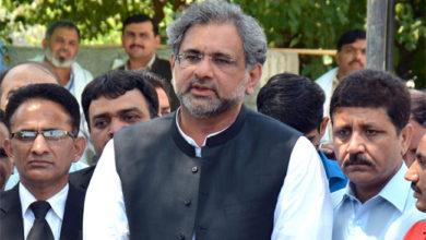 Photo of پاکستان کے سابق وزیراعظم شاہد خاقان عباسی گرفتار