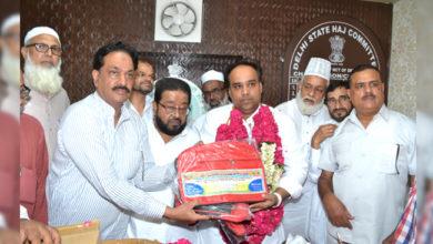 Photo of حج منزل لائیں گے دہلی اسٹیٹ حج کمیٹی کے تحت: عاصم احمد خان