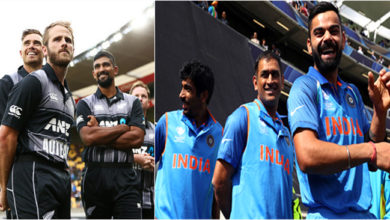 Photo of ورلڈکپ 2019: نیوزی لینڈ کے خلاف بغیر جیتے بھی فائنل میں پہنچ سکتی ہے ٹیم انڈیا