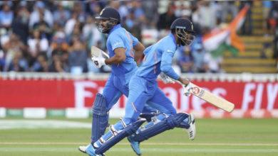 Photo of ورلڈکپ 2019: 265 رنوں کے تعاقب میں ٹیم انڈیا کی شاندار شروعات