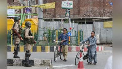 Photo of 'یوم شہدا' کے موقع پر کشمیر میں مکمل ہڑتال، امرناتھ یاترا اور ٹرین سروس معطل