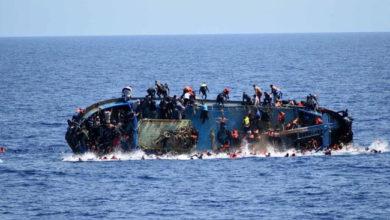 Photo of لیبیا: کشتی حادثہ کا شکار، 150 لوگوں کے مارے جانے کا خدشہ