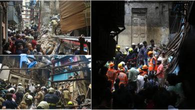 Photo of ممبئی عمارت حادثہ: میونسپل وارڈ افسر معطل، مزید کارروائی کا امکان
