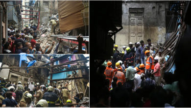 Photo of ممبئی عمارت حادثہ: مہلوکین کی تعداد پہنچی 14، اب بھی پھنسے ہیں کئی لوگ، بچاؤ کام آج بھی جاری