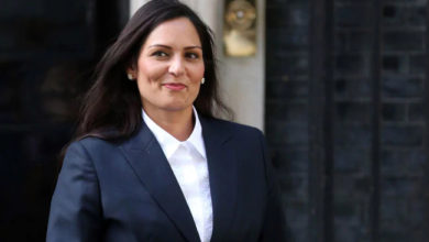 Photo of ہندوستانی نژاد پریتی پٹیل دوبارہ برطانیہ حکومت میں شامل
