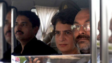 Photo of بی جے پی حکومت جرائم روکنے میں ناکام: پرینکا گاندھی
