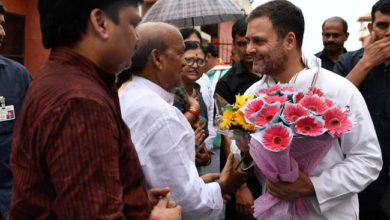 Photo of جب پکارو گے، چلا آؤں گا: راہل گاندھی
