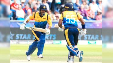 Photo of ورلڈکپ 2019: ویسٹ انڈیز کے خلاف سری لنکا کی اچھی شروعات