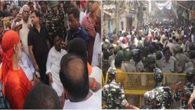 Photo of دہلی کو فرقہ پرستی کی آگ میں جھونکنے کی کوشش