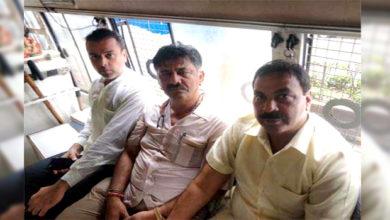 Photo of کرناٹک: وزیر شیوکمار، ملند دیورا، نسیم خان پولیس حراست میں