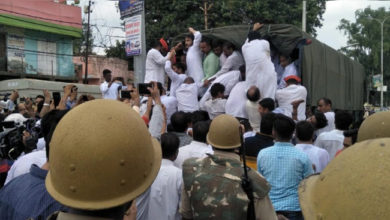 Photo of جوہر یونیورسٹی معاملہ: عبداللہ اعظم سمیت ایس پی کے سینکڑوں کارکن پولیس حراست میں